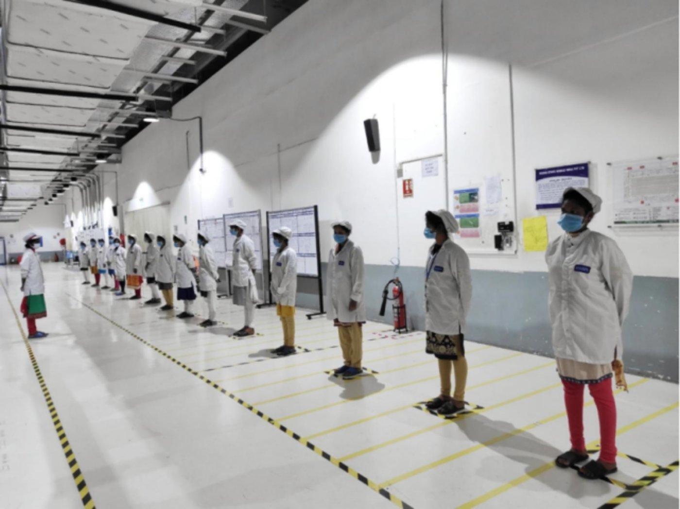 图:小米工厂复工,来源:小米
