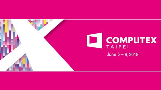 台北COMPUTEX电脑展2018