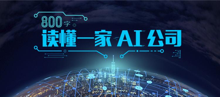 800字,读懂一家 AI 公司