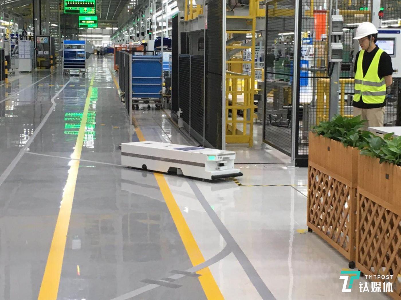奇瑞捷豹路虎二期工厂开业引入MRAGV和人机交互等大量黑科技钛快