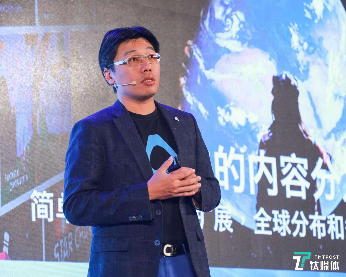 Vive 虚拟现实新科技部门副总裁鲍永哲