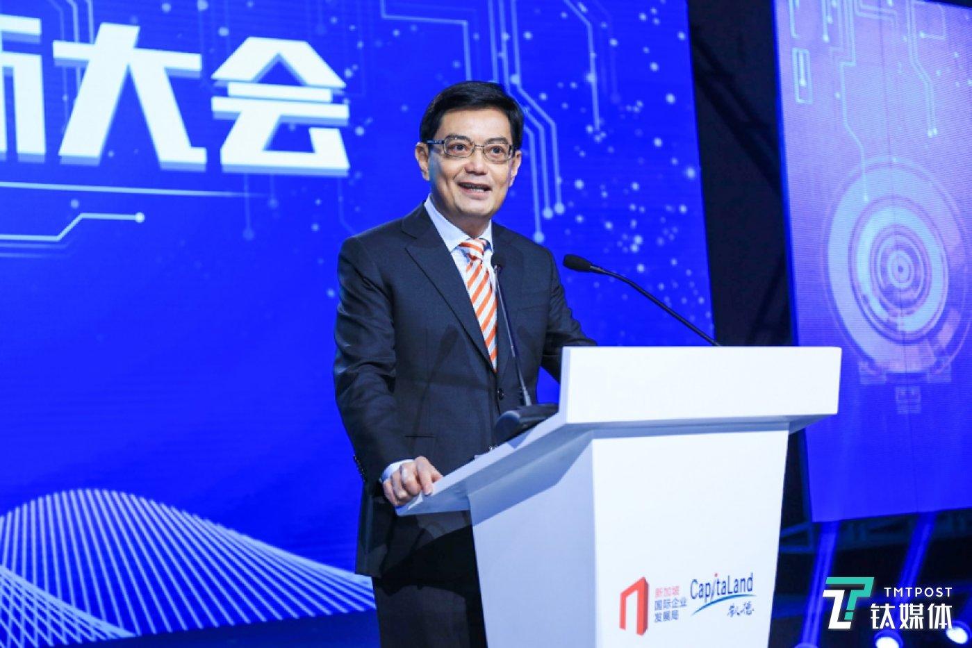 新加坡财政部长王瑞杰