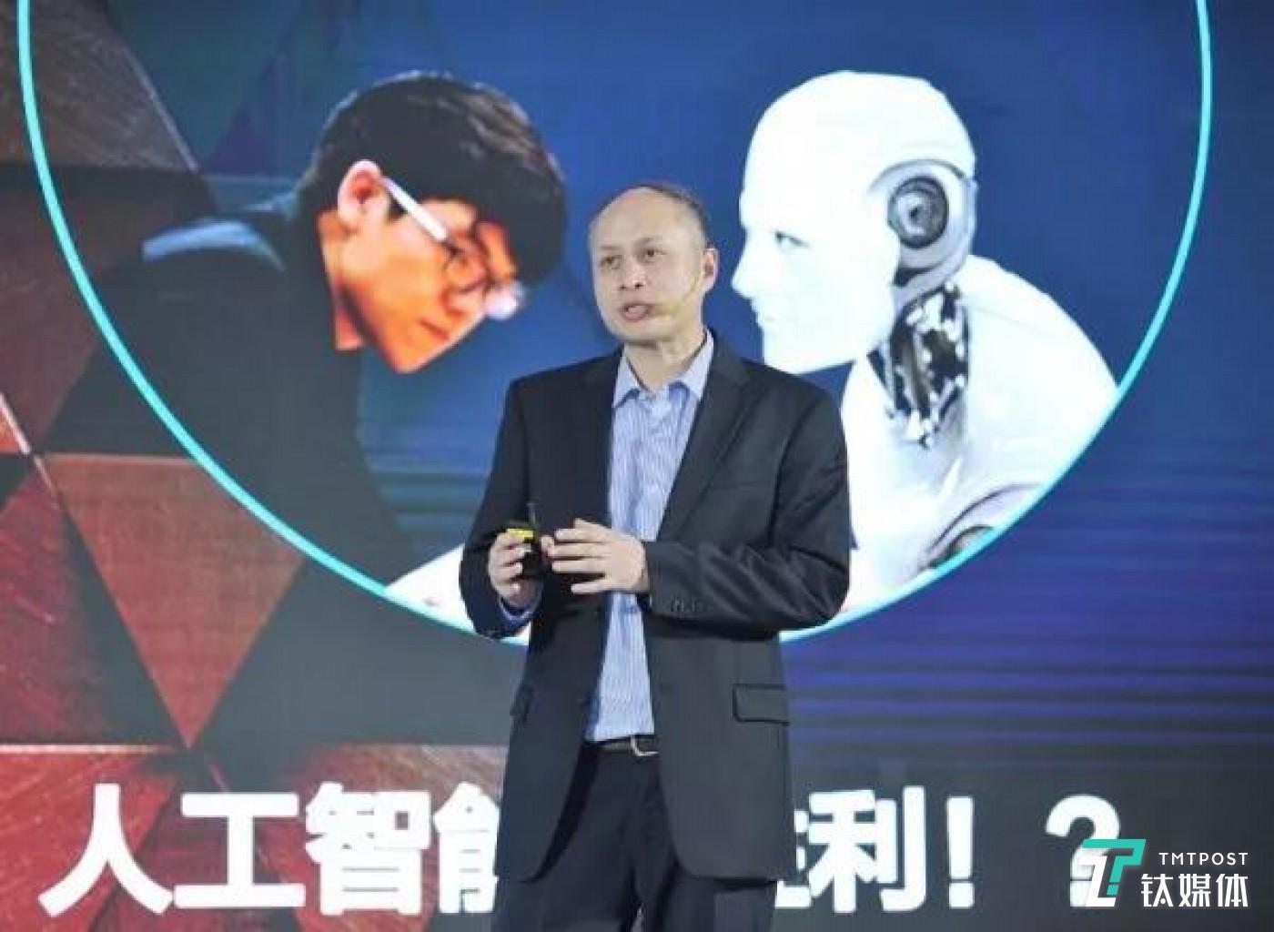 联想集团5G业务负责人、副总裁黄莹