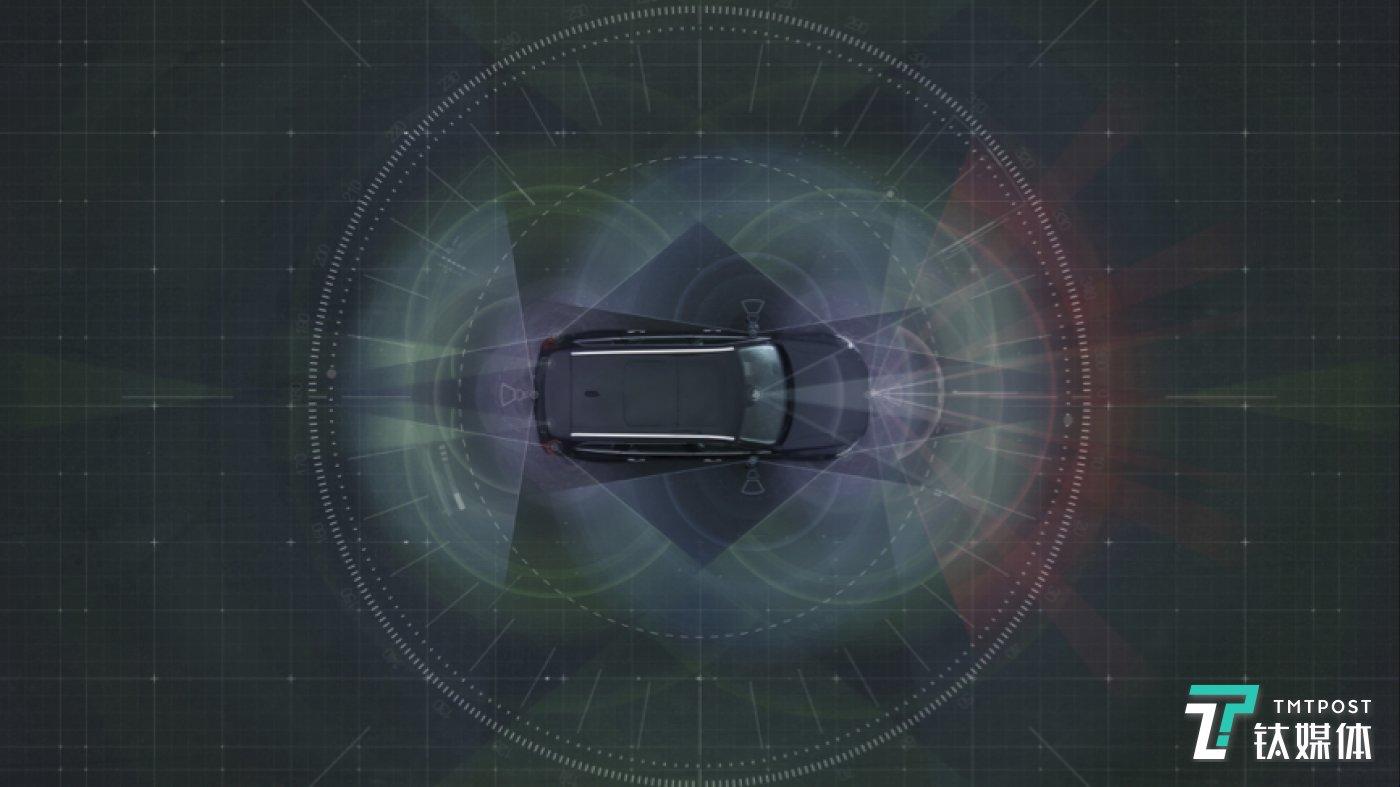 沃尔沃自动驾驶技术完整系统解决方案