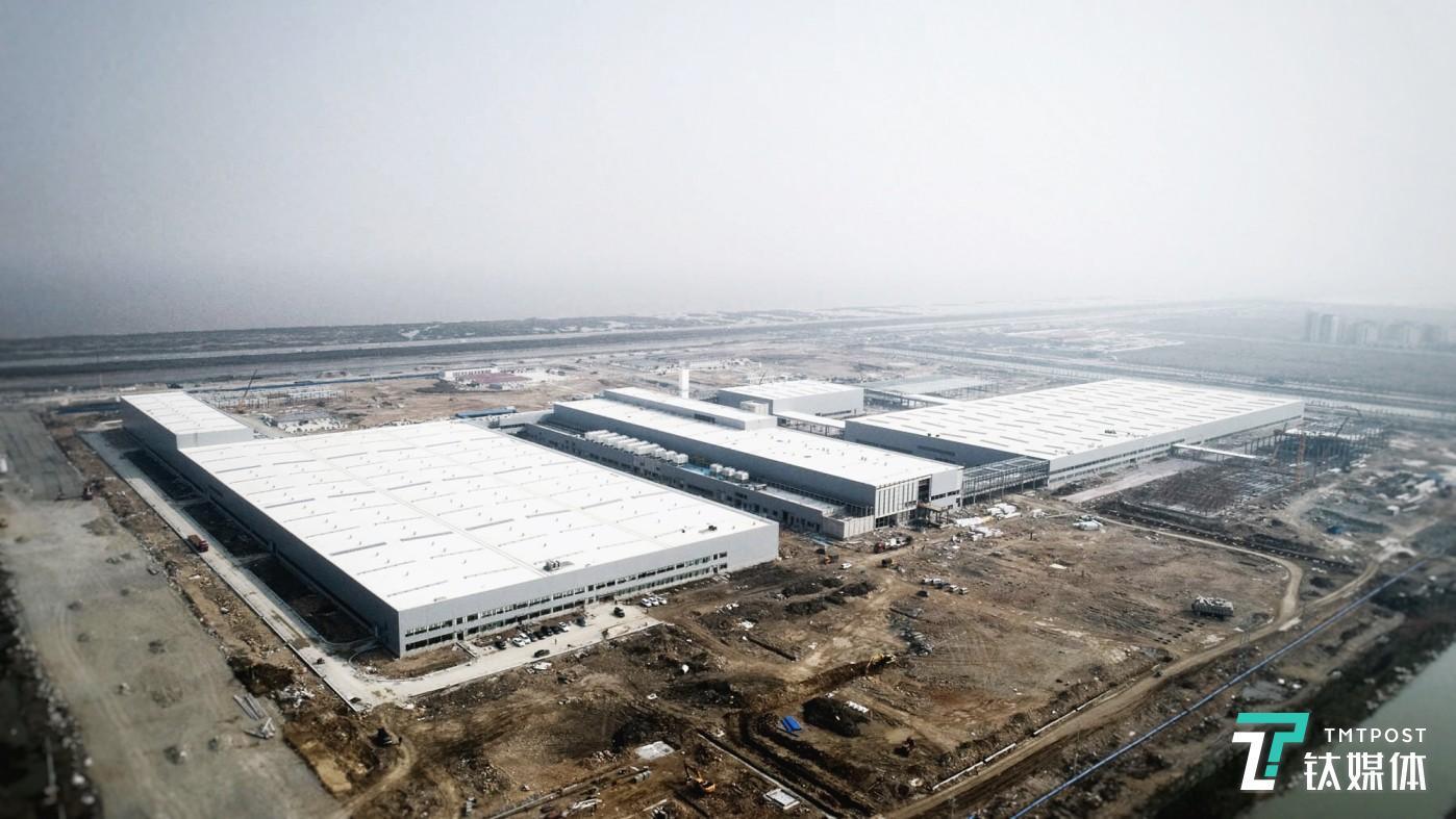 位于温州的智能制造工厂