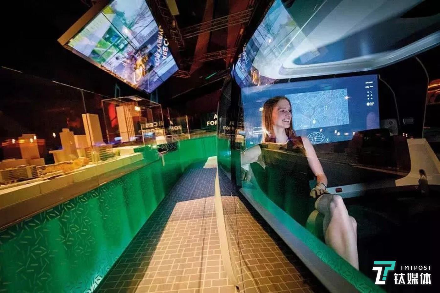 根据罗兰贝格的预测,到2030年,无人驾驶出租车的全球收入将高达1.5万亿欧元。图/视觉中国)