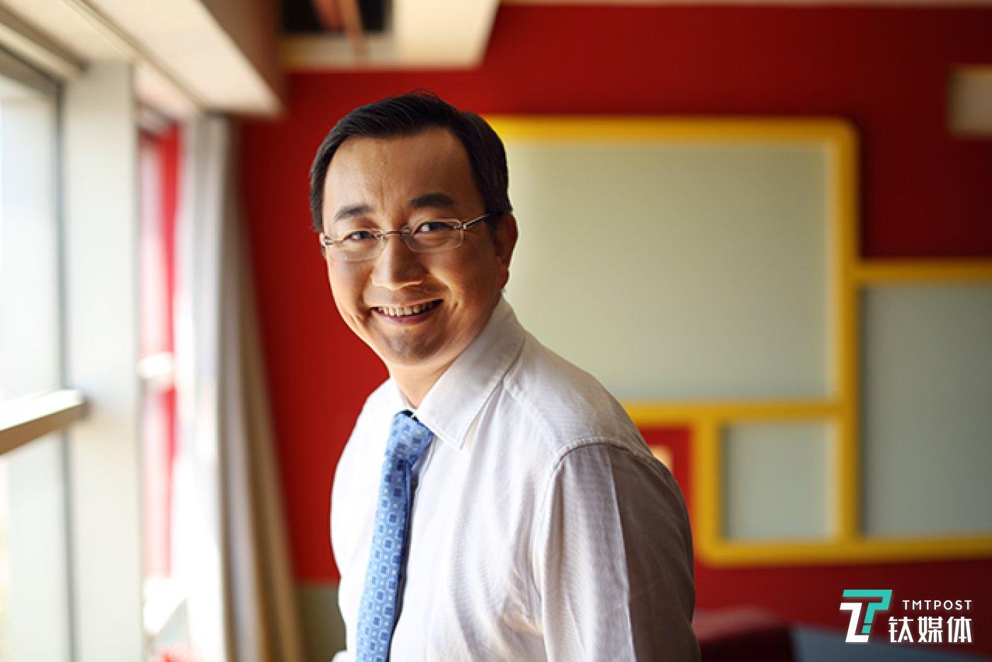 Wang Yulin, CEO of Kingsoft Cloud