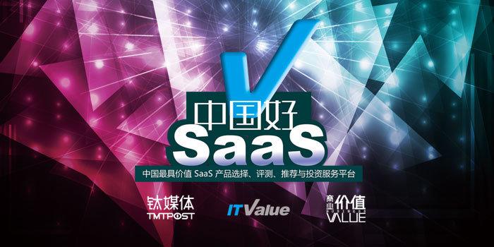 中国好SaaS