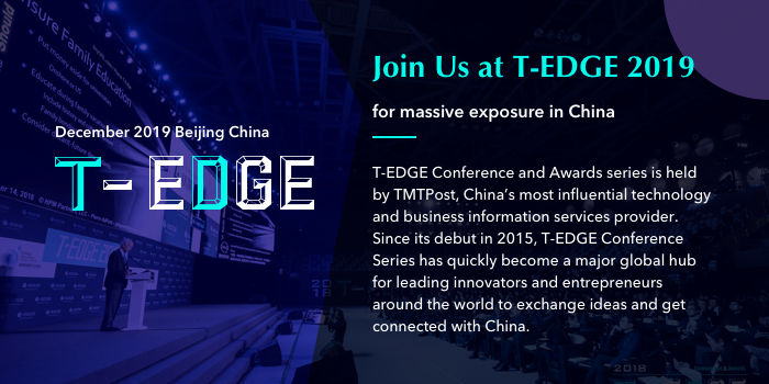 T-EDGE Conference Series has quickly become a major global hub for leading innovators and entrepreneurs around the world to exchange ideas and get connected with China.