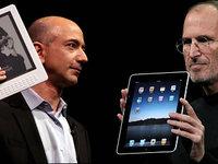 资本为何更青睐亚马逊,而轻苹果?