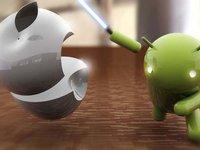 谷歌地图:杀回苹果!