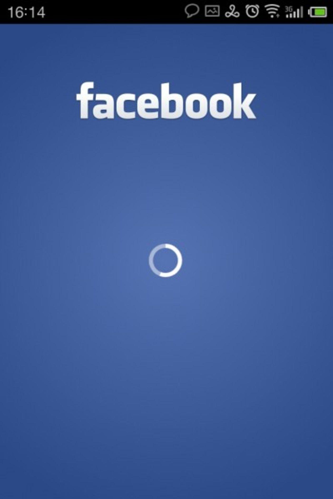 手机上装Facebook Home