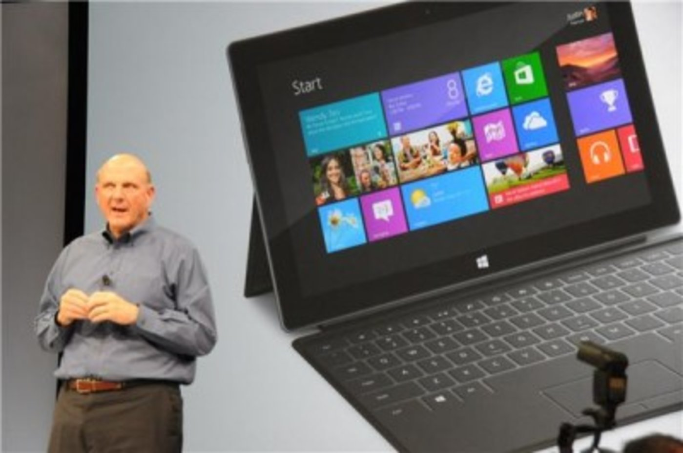 完善用户体验才是Windows8平板的出路