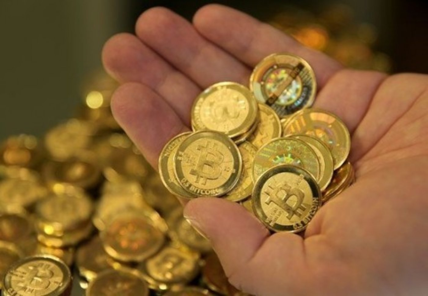 比特币的金本位
