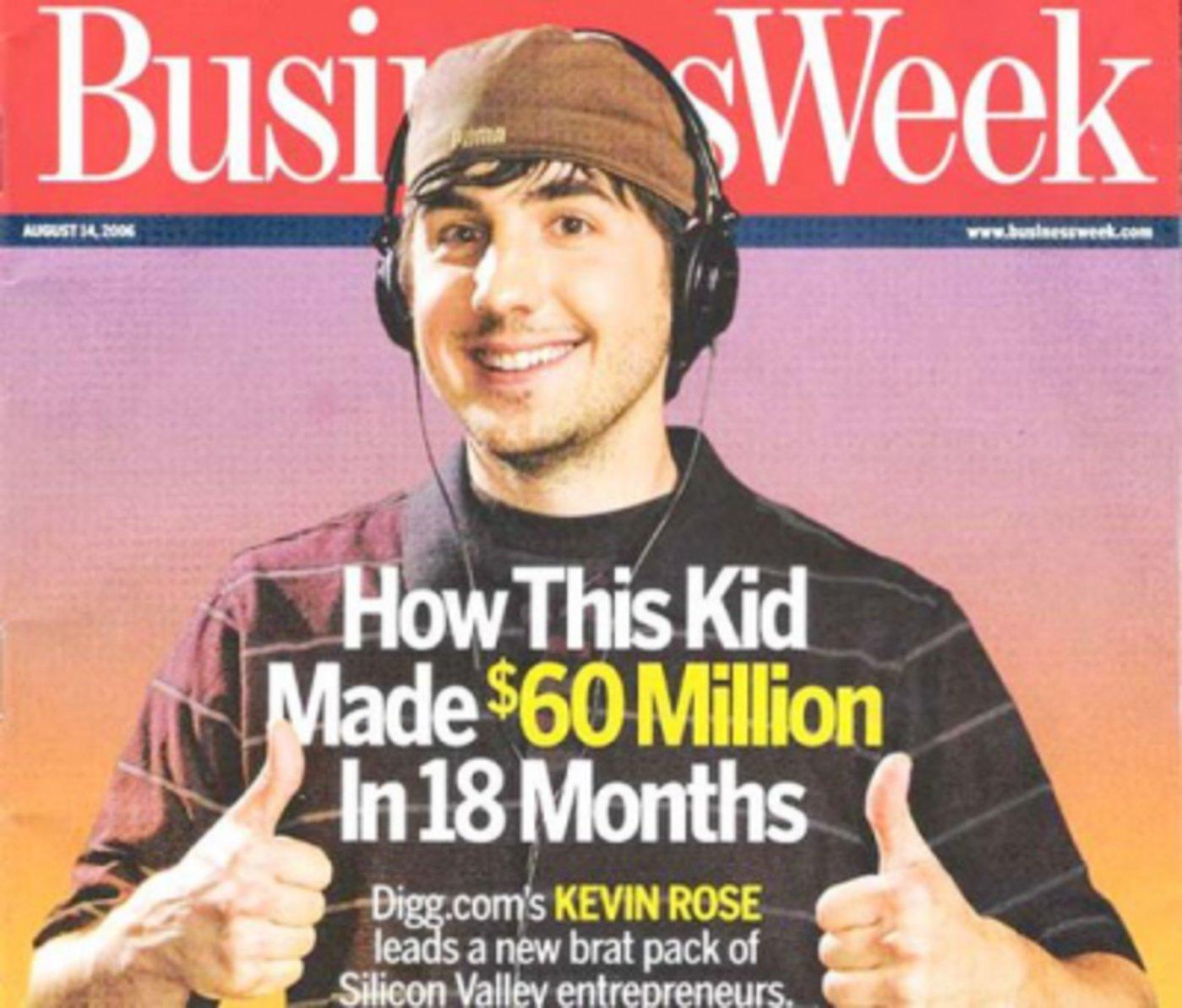 Digg的没落:web2.0时代的忧伤与惆怅