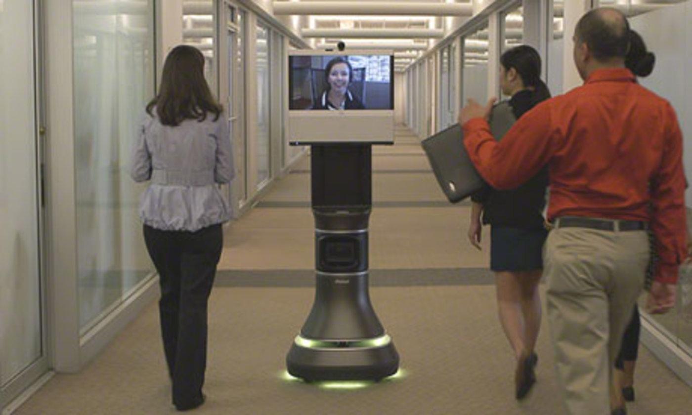 """可以替你完成工作的""""远程遥控机器人"""""""