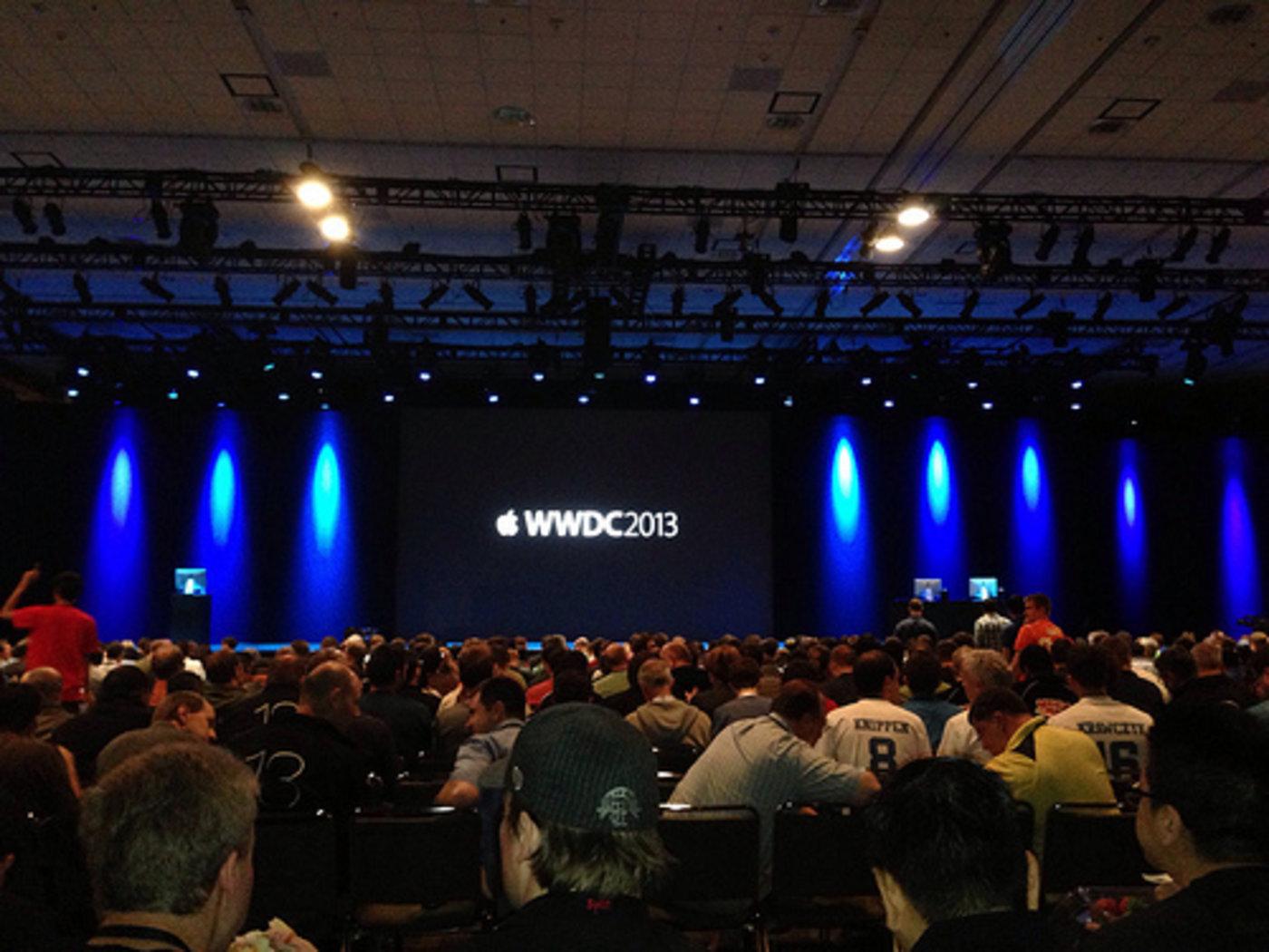 2013苹果开发者大会