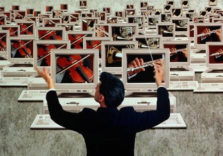 2014年十大互联网关键词:传统企业大规模互联网改造