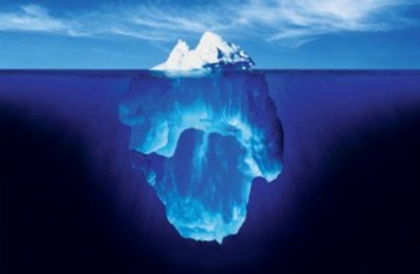 电子商务CRM:冰山一角