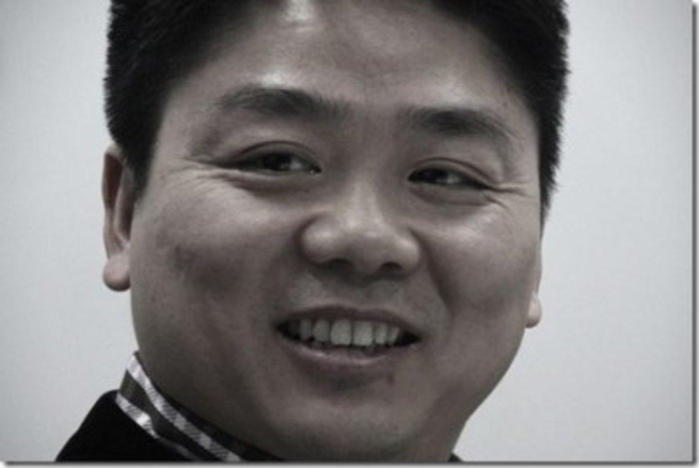 刘强东减肥前