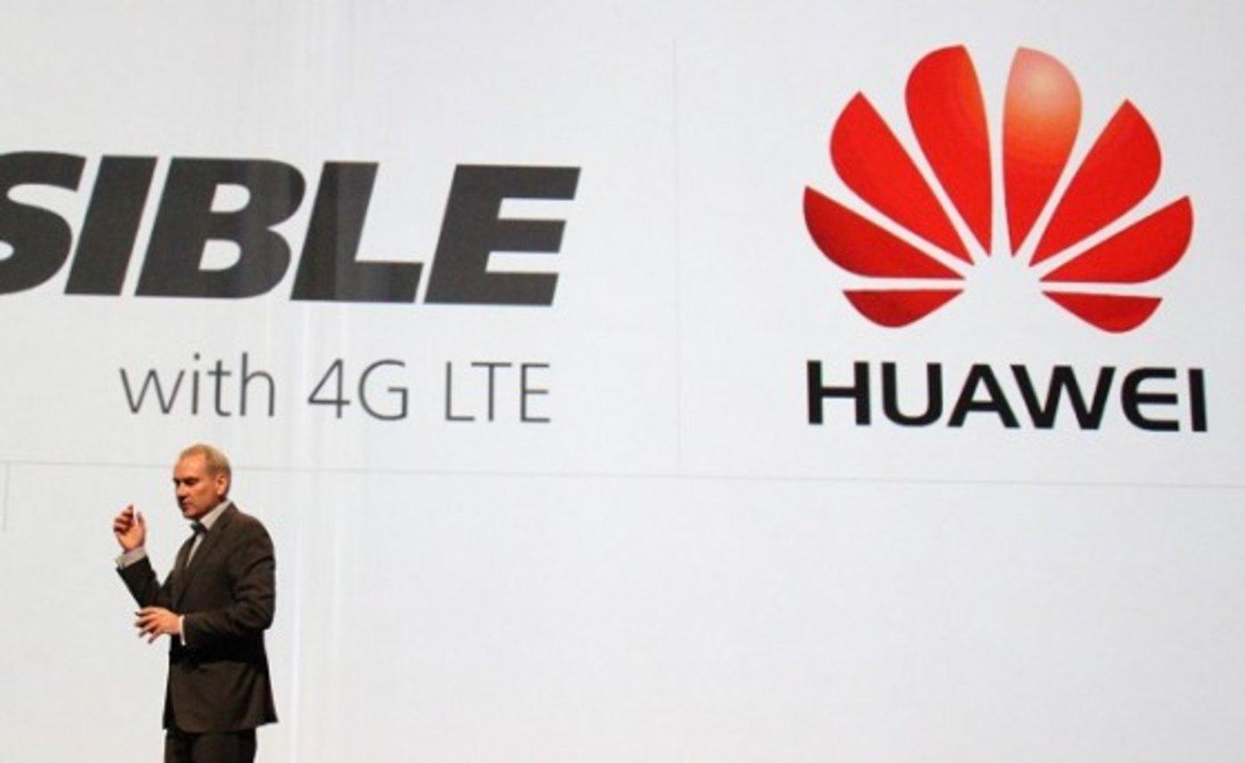 在2014年,华为的智能手机全球销量目标是8000万部。