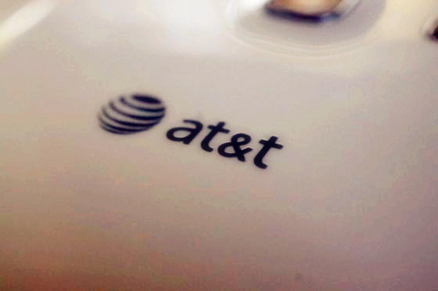 华为和AT&T