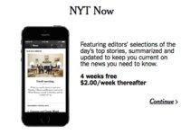"""纽约时报的新媒体项目""""NOW"""",无新意无突破"""