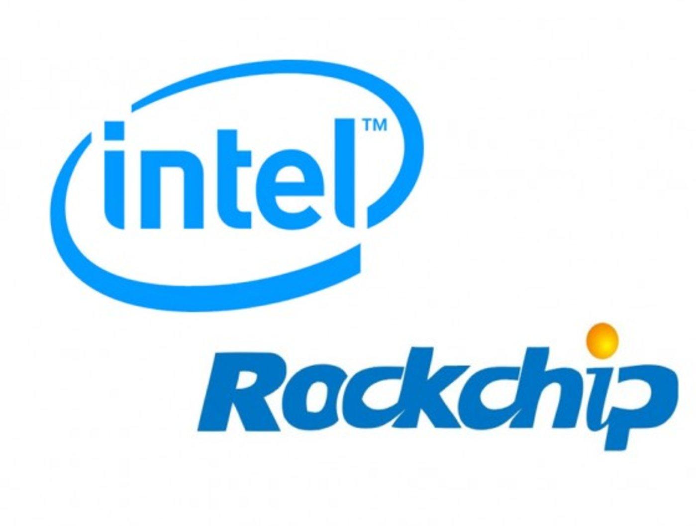 intel Rockchip