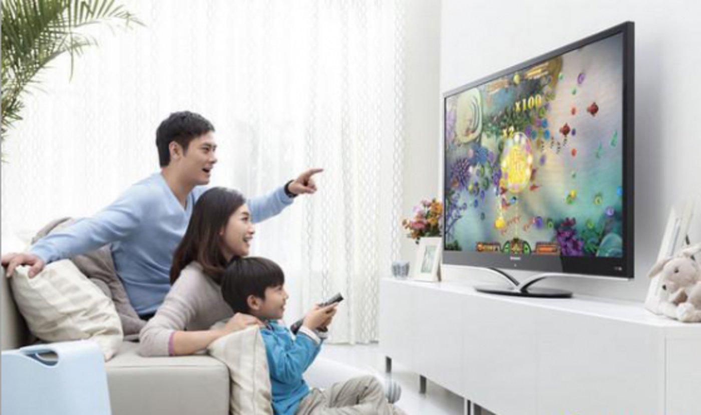 智能电视游戏
