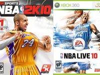 【妙史】NBA Live与NBA 2K系列篮球游戏的宿怨