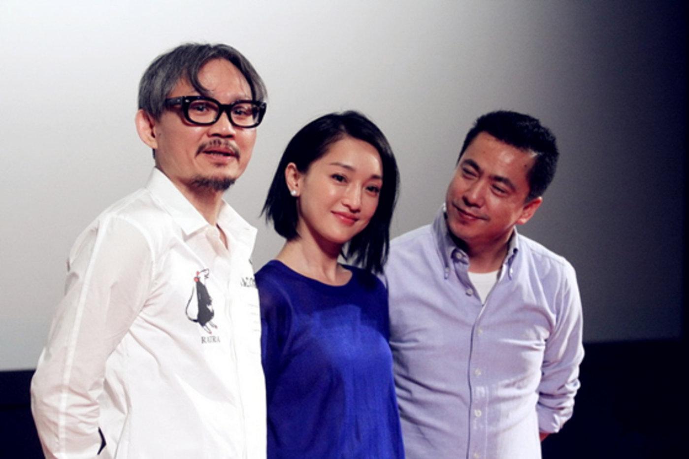 华谊兄弟总裁 王中磊
