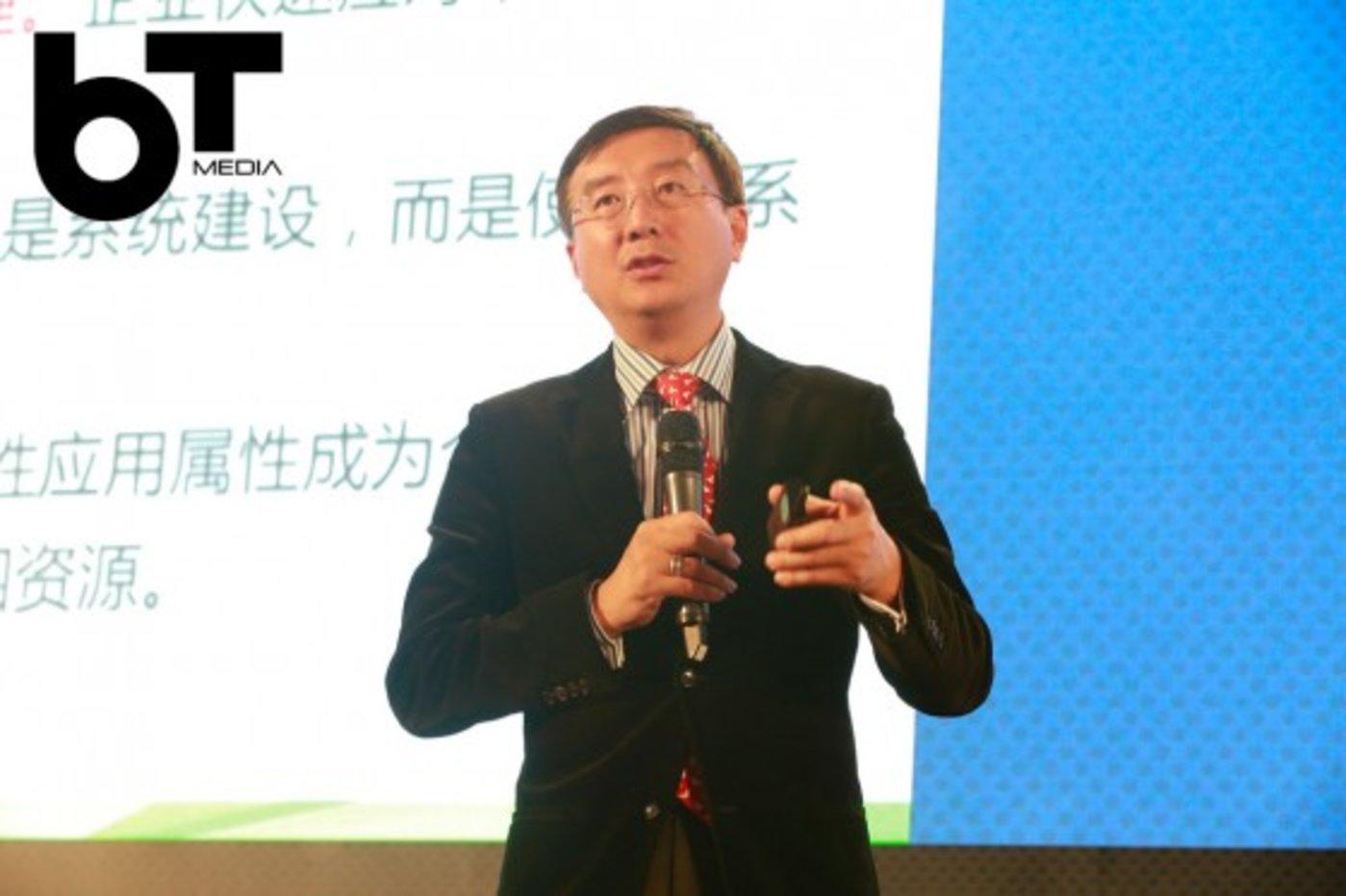 BT传媒执行总裁,价值研究总经理万宁