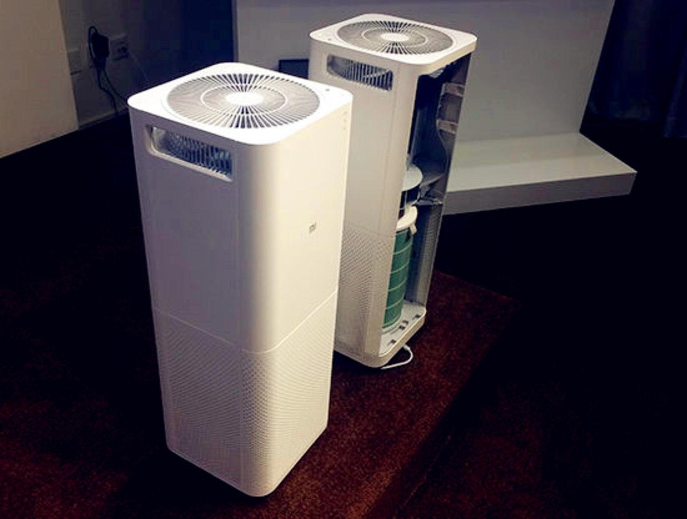 小米空气净化器