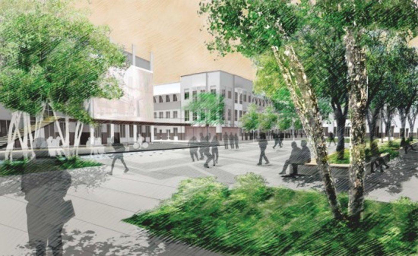 Facebook New Campus