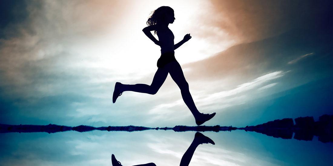 你为什么跑步?