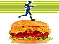 跑步与减肥