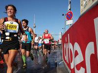 柏林马拉松:啤酒,细节,与故事