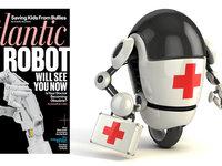 机器人医生即将上岗
