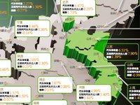 繁荣下的中国车市热点地图