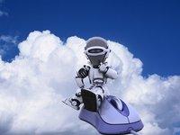 机器人写新闻:人与机器的赛跑,到底谁是赢者?