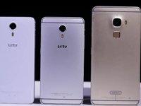 乐视新发三款手机,小编怎么感觉在哪里见过⋯⋯