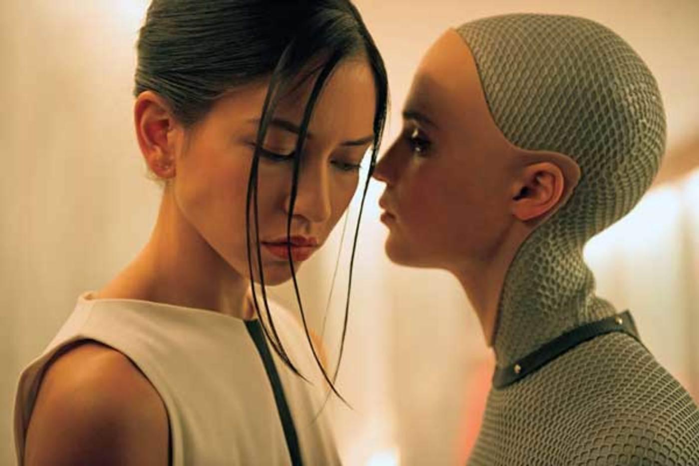 电影《机器姬》