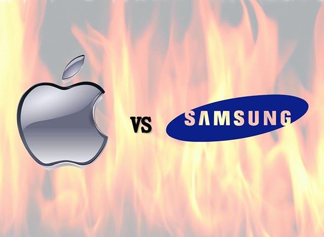在与苹果PK专利这件事上,三星缘何得到谷歌、Facebook 的拥护?-钛媒体官方网站