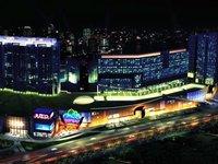 亦庄黄金位置的溢彩城,一家科技公司关于多媒体购物中心的想象