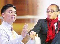 刘强东对话潘石屹:光有用户体验还不够,还要注意成本和效率