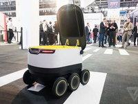 【直击MWC2016】巴展第三天:呆萌机器人亮相,可穿戴成主角