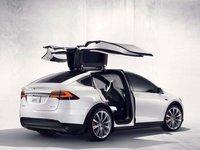 【钛晨报】因后排座位存安全隐患,2700辆Model X被特斯拉召回