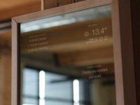"""微软展出的这款""""魔镜"""",不仅能读懂用户情绪还能建议发型"""