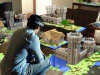 VR、AR都有局限性,合二为一的MR才是最好的选择