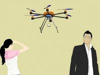 无人机如果不会避障,和没有大脑的机器人有什么区别